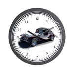 1929 Mercedes Benz Gazelle Wall Clock