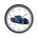 1935 Dodge Pickup Wall Clock