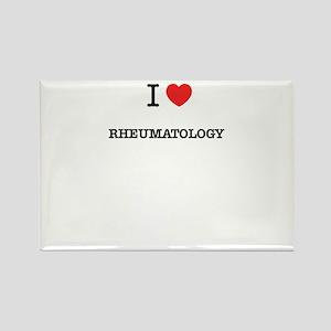 I Love RHEUMATOLOGY Magnets