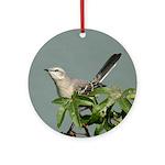 Mockingbird Ornament (Round)