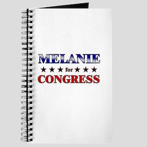 MELANIE for congress Journal