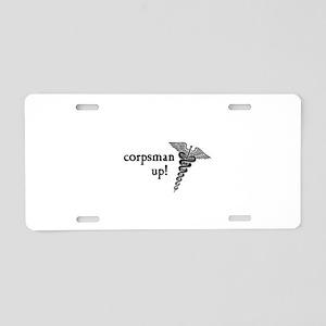 Image2 Aluminum License Plate