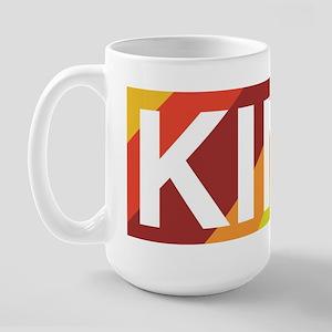 King Middle Logo Mugs