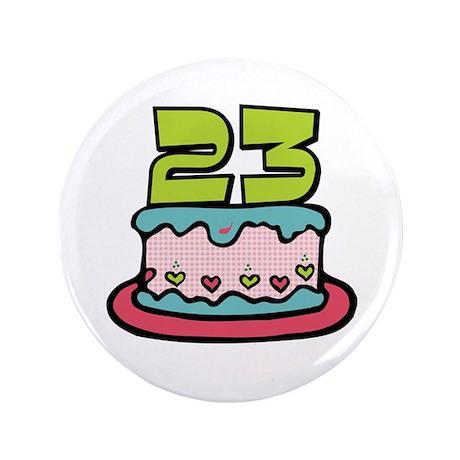 23rd birthday cake 35 button by keepsakearts 23rd birthday cake 35 button altavistaventures Image collections