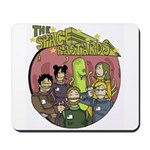 The Space Bastards Mousepad