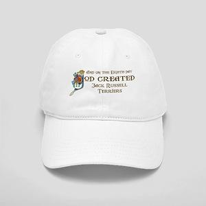God Created Terriers Cap