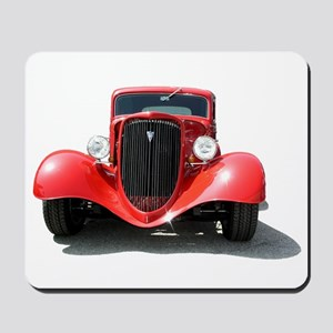 Helaine's Hot Rod Mousepad