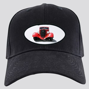 Helaine's Hot Rod Black Cap