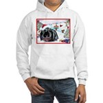 Inky's Winter Hooded Sweatshirt
