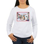 Giddeon's Winter Women's Long Sleeve T-Shirt