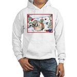 Giddeon's Winter Hooded Sweatshirt