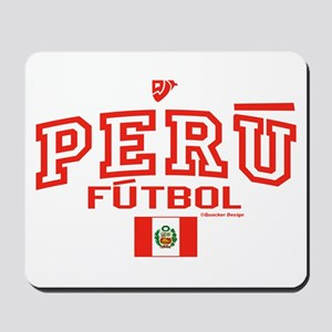 Peru Futbol/Soccer Mousepad