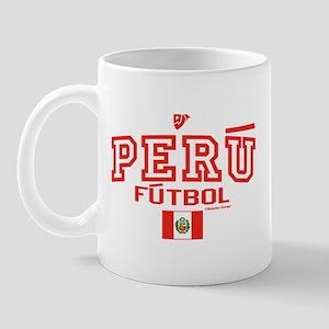 Peru Futbol/Soccer Mug