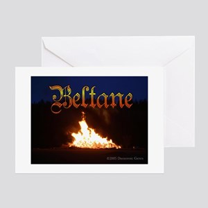 """""""Baelfire Blessings"""" Greeting Cards"""