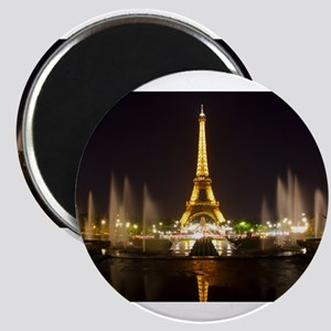 A Night In Paris Magnets
