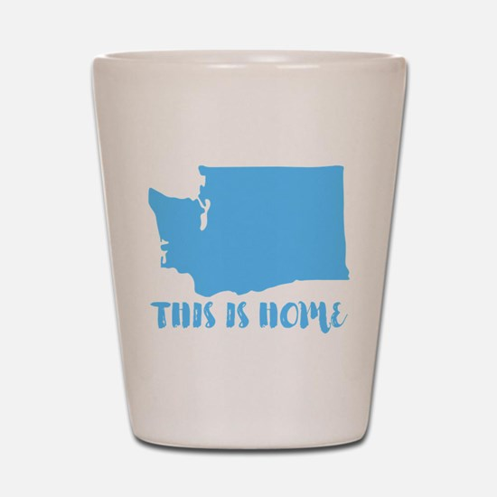 Washington - This Is Home Shot Glass