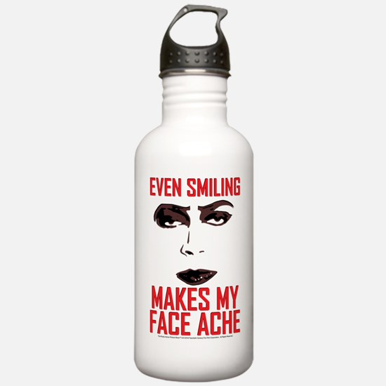 Rocky Horror Face Ache Water Bottle