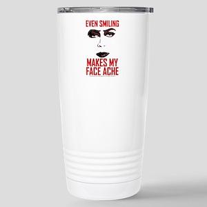 Rocky Horror Face Ache Stainless Steel Travel Mug
