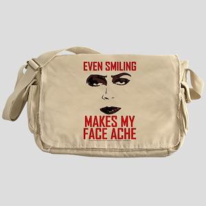 Rocky Horror Face Ache Messenger Bag