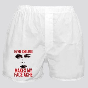 Rocky Horror Face Ache Boxer Shorts