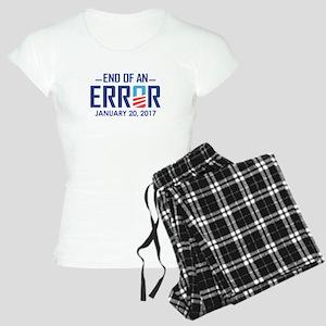 End Of An Error Pajamas