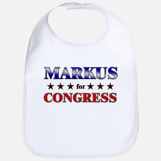 MARKUS for congress Bib