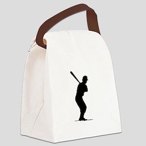 Batter Canvas Lunch Bag