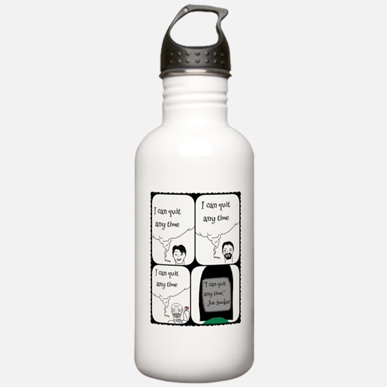Cute Addiction Water Bottle