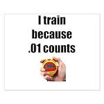 I Train Small Poster