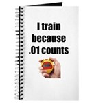 I Train Journal