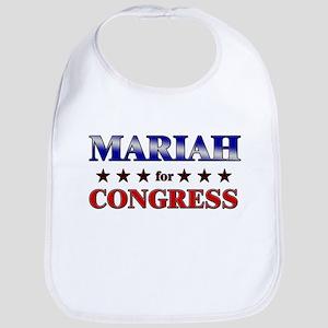 MARIAH for congress Bib