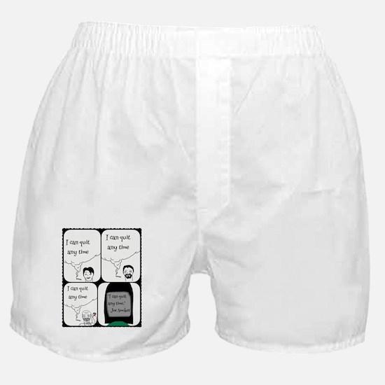 Unique Quit smoking Boxer Shorts