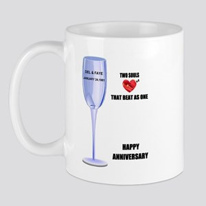 DEL AND FAYE ANNIVERSARY GIFTS Mug