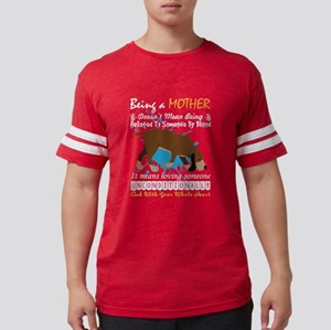 Being Bloodhound Mother Doesnt Mean Being T-Shirt