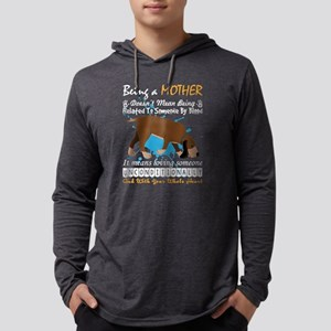 Being Bloodhound Mother Doesnt Long Sleeve T-Shirt