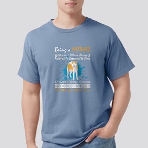 Being Akita Inu Mother Doesnt Mean Being R T-Shirt