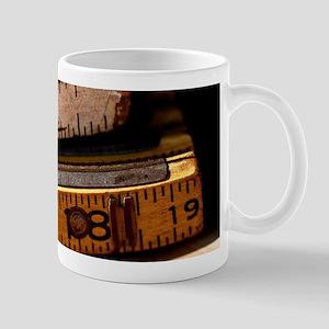 Brick Masons Rule Mug Mugs