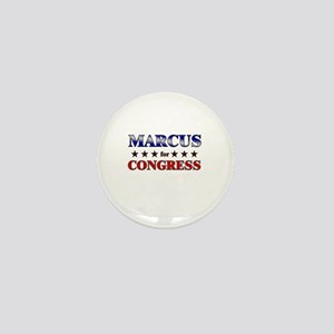 MARCUS for congress Mini Button