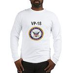 VP-18 Long Sleeve T-Shirt