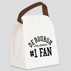 Lady Catherine De Bourgh #1 Fan Canvas Lunch Bag