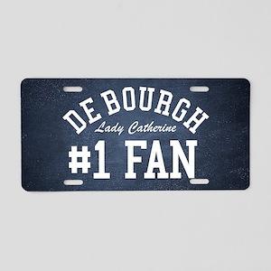 Lady Catherine De Bourgh #1 Fan Aluminum License P