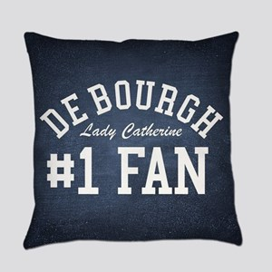 Lady Catherine De Bourgh #1 Fan Everyday Pillow