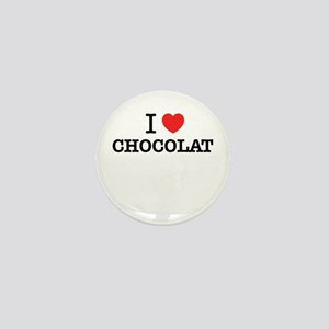 I Love CHOCOLAT Mini Button