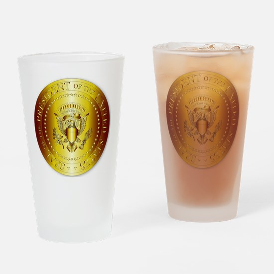President united states Drinking Glass