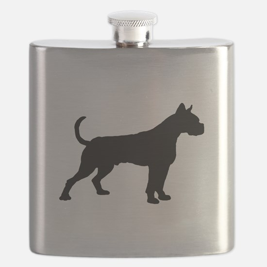 Boxer Flask