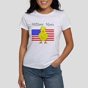 Military Mom Chick T-Shirt