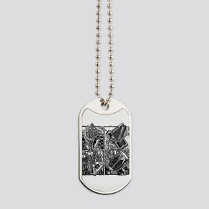 World Music Instruments Dog Tags