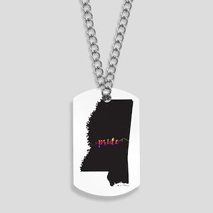 Mississippi Pride Dog Tags