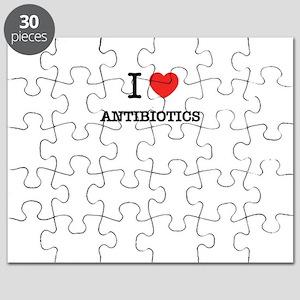 I Love ANTIBIOTICS Puzzle