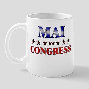 MAI for congress Mug